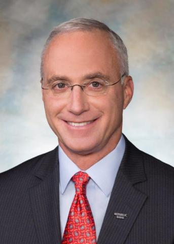Steve Trager, Chairman & CEO of Republic Bancorp, Inc. in Louisville, Kentucky (Photo: Business Wire)