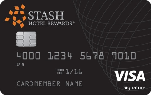 New Stash Hotel Rewards Credit Card Lets Travelers Earn Free Nights at Independent Hotels Even When Staying at Chains (Photo: Business Wire)
