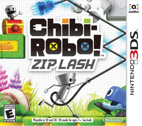 Chibi-Robo! Zip Lash launches exclusively for the Nintendo 3DS family of systems on Oct. 9. (Photo: Business Wire)