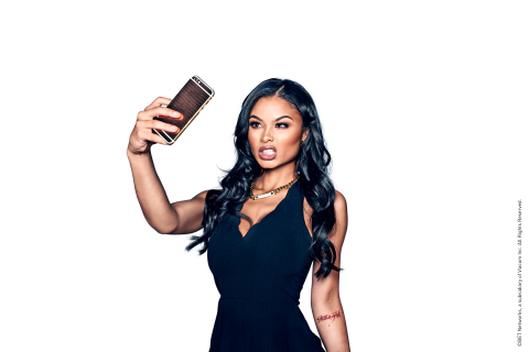 "India (@indialove) stars in new reality series ""#THEWESTBROOKS"" premiering Wednesday, October 14 at 10 P.M. ET/PT on BET (Photo: Business Wire)"