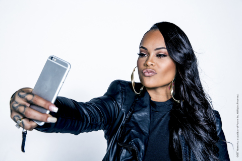 """Morgan (@mommyistattedd) stars in new reality series """"#THEWESTBROOKS"""" premiering Wednesday, October 14 at 10 P.M. ET/PT on BET (Photo: Business Wire)"""