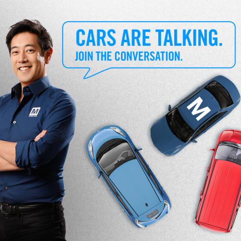 Learn more about driverless car technologies with the newest installment of the Empowering Innovation Together™ Program, presented by Mouser Electronics and celebrity engineer Grant Imahara. Visit www.mouser.com/empowering-innovation/driverless-cars. (Photo: Business Wire)