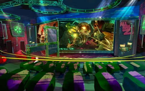POPCAP GAMES AND CAROWINDS TO DEBUT WORLD'S FIRST INTRA-ACTIVE 3-D ATTRACTION (Photo: Business Wire)