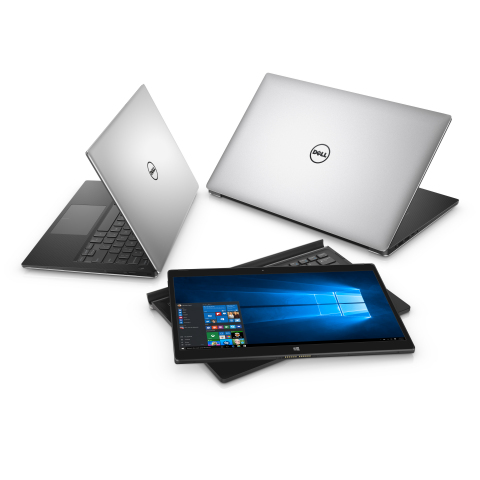 Dell XPS Family (Photo: Business Wire)