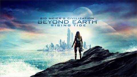 2K and Firaxis Games today announced that Sid Meier's Civilization®: Beyond Earth™ – Rising Tide, the expansion pack for 2014's turn-based strategy title, Civilization: Beyond Earth, is now available for download on Windows PC. (Photo: Business Wire)