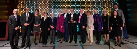 2015 Gies Awards in Boston, MA (Photo: Business Wire)
