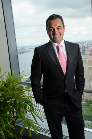 Rayo Withanage - CEO van Scepter (foto: Business Wire)