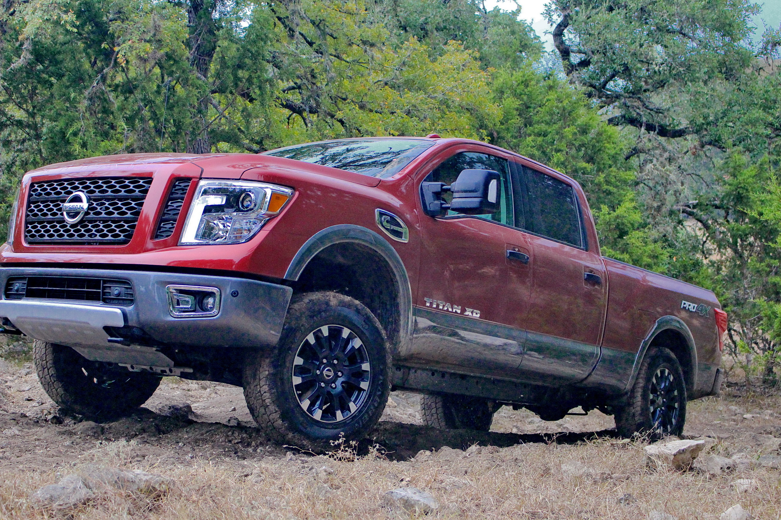 struggles titan test in news worth h nissan iihs fort crash latest