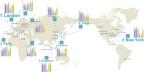 GPCI worldmap (Graphic: Business Wire)