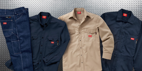 G&K Services has added Dickies FR apparel to its line up of flame resistant uniform offerings (Photo: G&K Services)