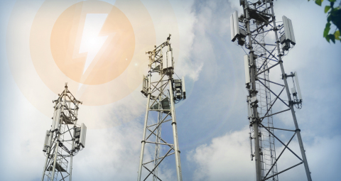 CommScope introduces PowerShift, a whole new way of managing power to RRUs at macro and micro cell sites. (Photo: Business Wire)