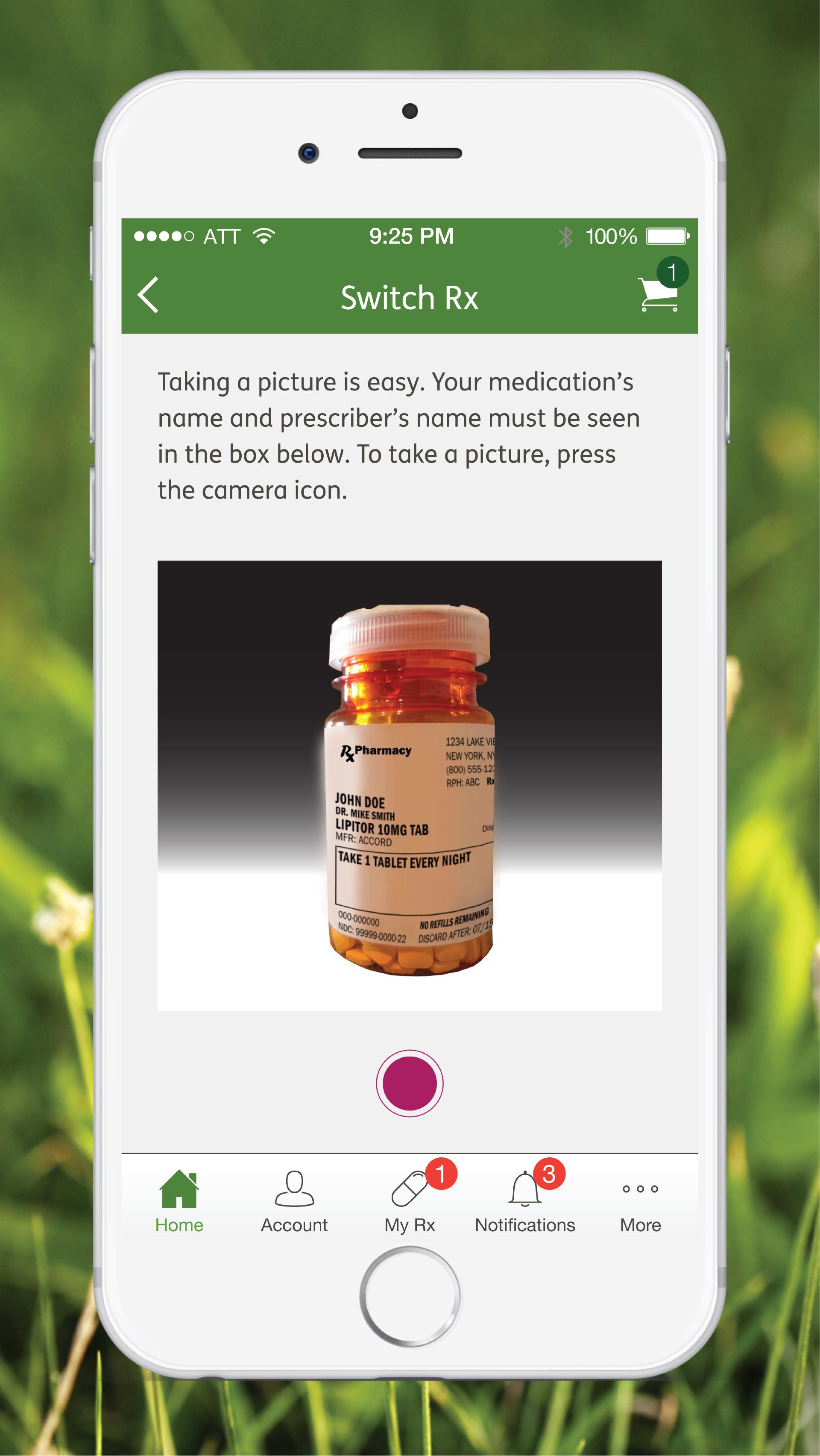 Humana Pharmacy Switch Rx
