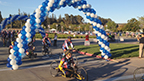 More than 200 injured veterans and their supporters will set off on Sunday, Oct. 18, on the UnitedHealthcare Ride 2 Recovery California Challenge, a seven-day, 516-mile bicycle ride from the VA Palo Alto Health Care System - the birthplace of Ride 2 Recovery - to the VA West Los Angeles Medical Center (Video: Espe Greenwood).