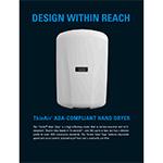 ThinAir Hand Dryer Info Sheet