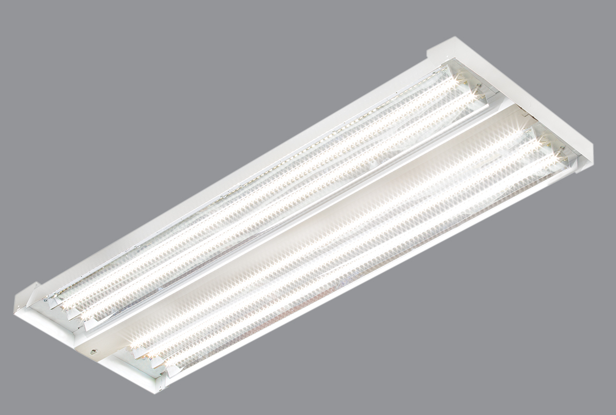 Columbia lighting increases the light output of its llhv versabay hubbell lighting media makovsky andy beck  sc 1 st  CHALKART.INFO & Columbia Light Fixtures Gallery - Home Fixtures Decoration Ideas azcodes.com