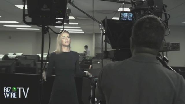 "Behind the Scenes at ""BizWireTV"""