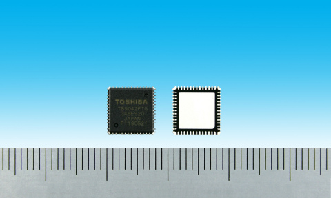 "Toshiba: ""TB9042FTG"", a system regulator IC with monitoring function for the motor control system of ..."