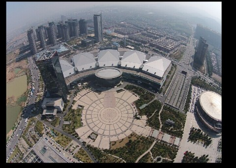 Exhibition Hall of the 21st China Yiwu International Commodities Fair (Photo: Business Wire)