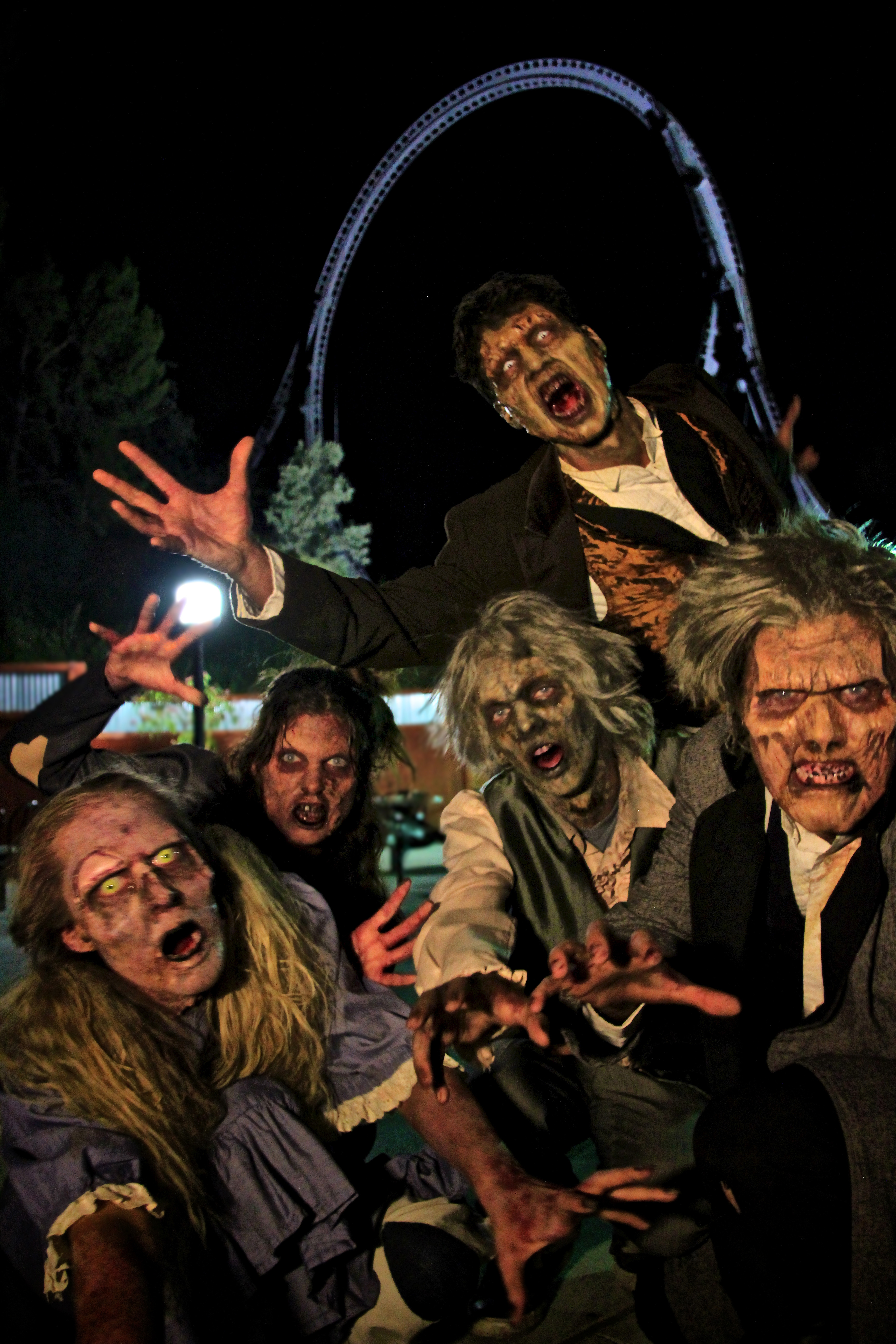 Six Flags Magic Mountain Voted Best Theme Park Halloween Event ...