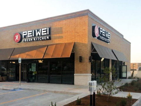 Pei Wei to Open 200th Location in Richardson, Texas, Oct. 26 (Photo: Business Wire)