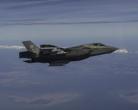 Photo courtesy of Lockheed Martin