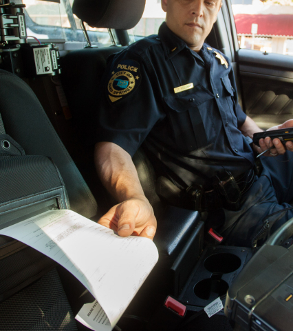 PocketJet 7 is a breakthrough full-page mobile printing solution engineered to offer new levels of freedom and flexibility to police and traffic control officers, detectives, first responders, and other public safety mobile workers. (Photo: Business Wire)