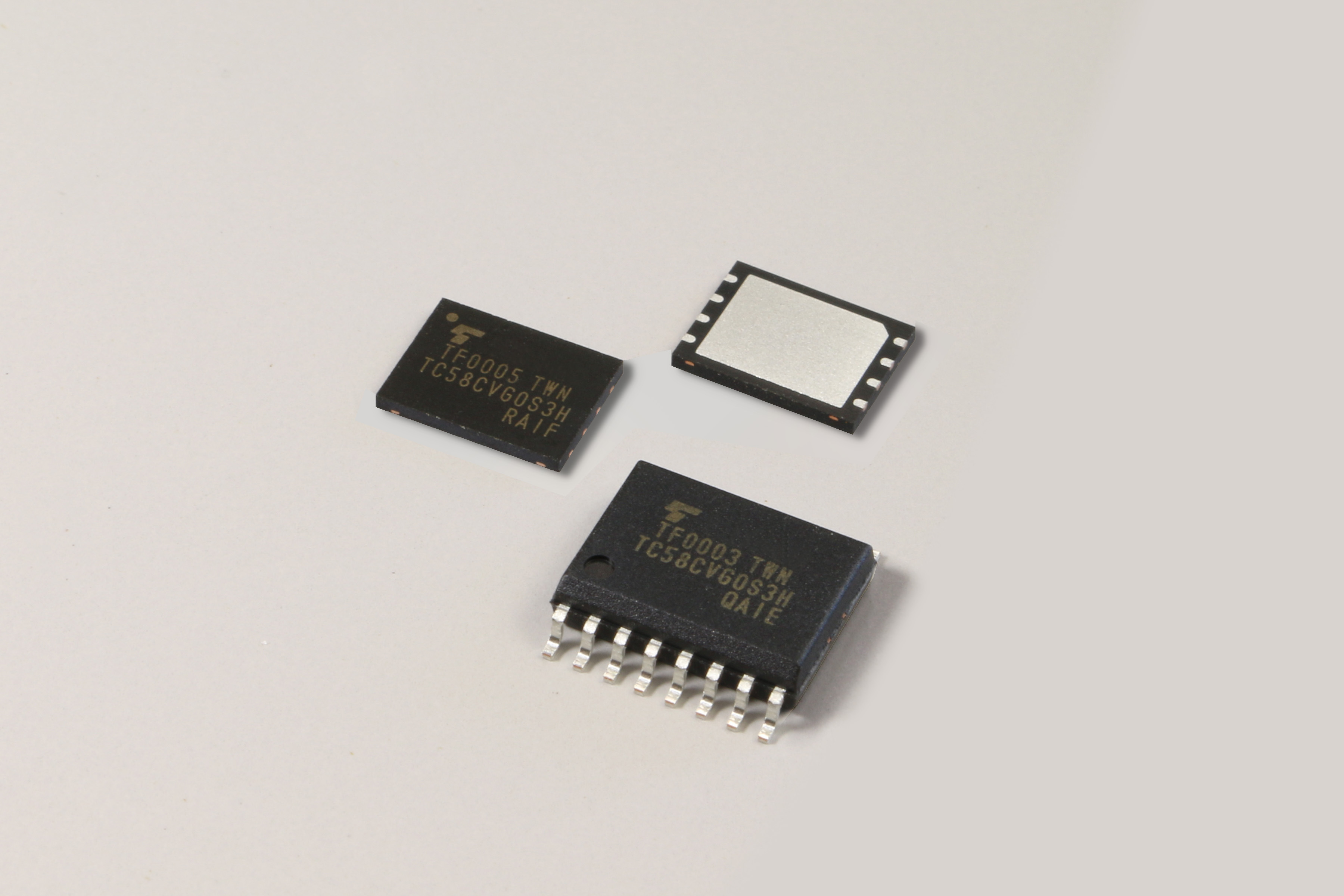 Toshiba Launches New NAND Flash Memory Products for Embedded