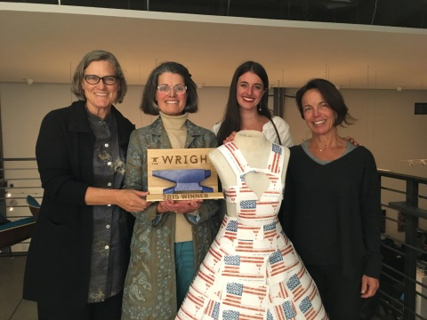 Four co-founders of The Whole Works: Julia Marshall, Kelly Alford, Sadye Harvey, Janie Rich Millie (Photo: Business Wire)