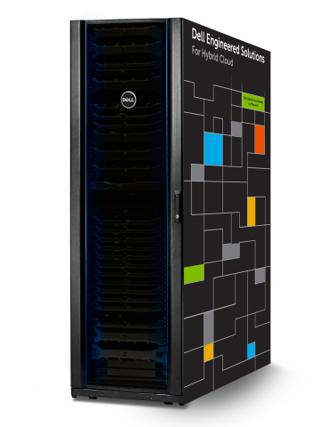 Dell Hybrid Cloud System for Microsoft (Photo: Business Wire)