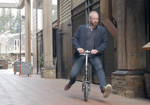 Levicle quick commuting everywhere (Photo: Business Wire)