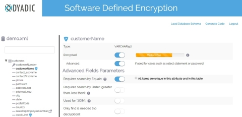 Dyadic Software-Defined Encryption provides a simple way to do complex encryption. (Photo: Business Wire).