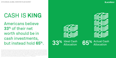 Graphic based on findings from BlackRock's 2015 Global Investor Pulse Survey. (Graphic: Business Wire)