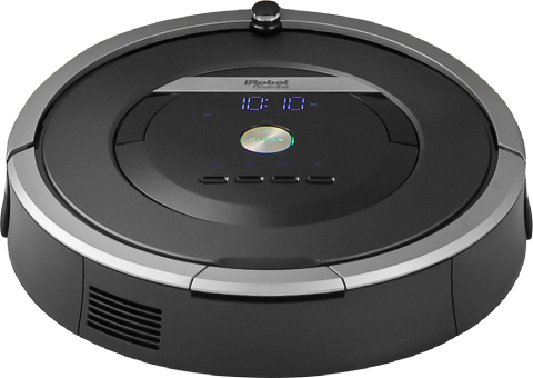 iRobot - Roomba 870 Vacuum Cleaning Robot (Photo: Best Buy)