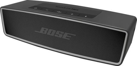 Bose® - SoundLink® Mini Bluetooth Speaker II (Photo: Best Buy)