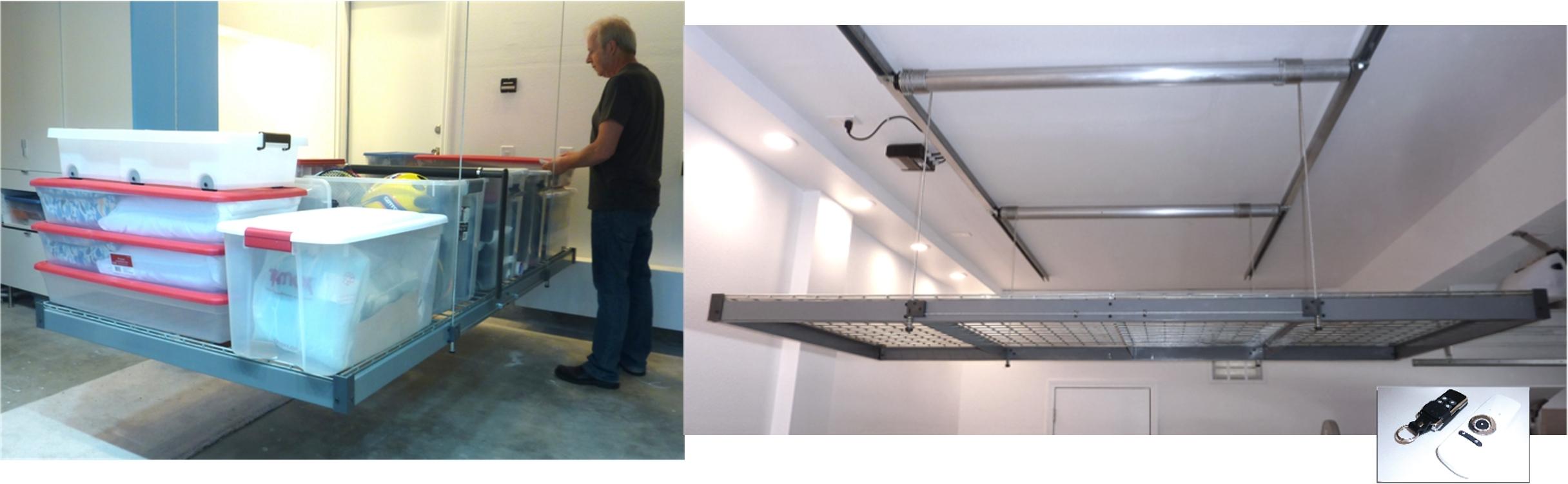LFK Engineering LLC Reinvents the Garage Storage Rack | Business Wire