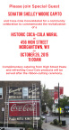Coca-Cola to Unveil Restored Historic Wall Mural in Celebration October 26; All Invited! (Graphic: Business Wire)