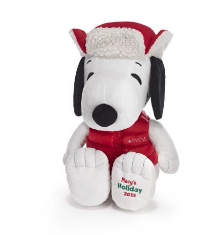 Macys 2020 Christmas Stuffed Animal Macy's Hearts Peanuts® :: Macy's, Inc. (M)