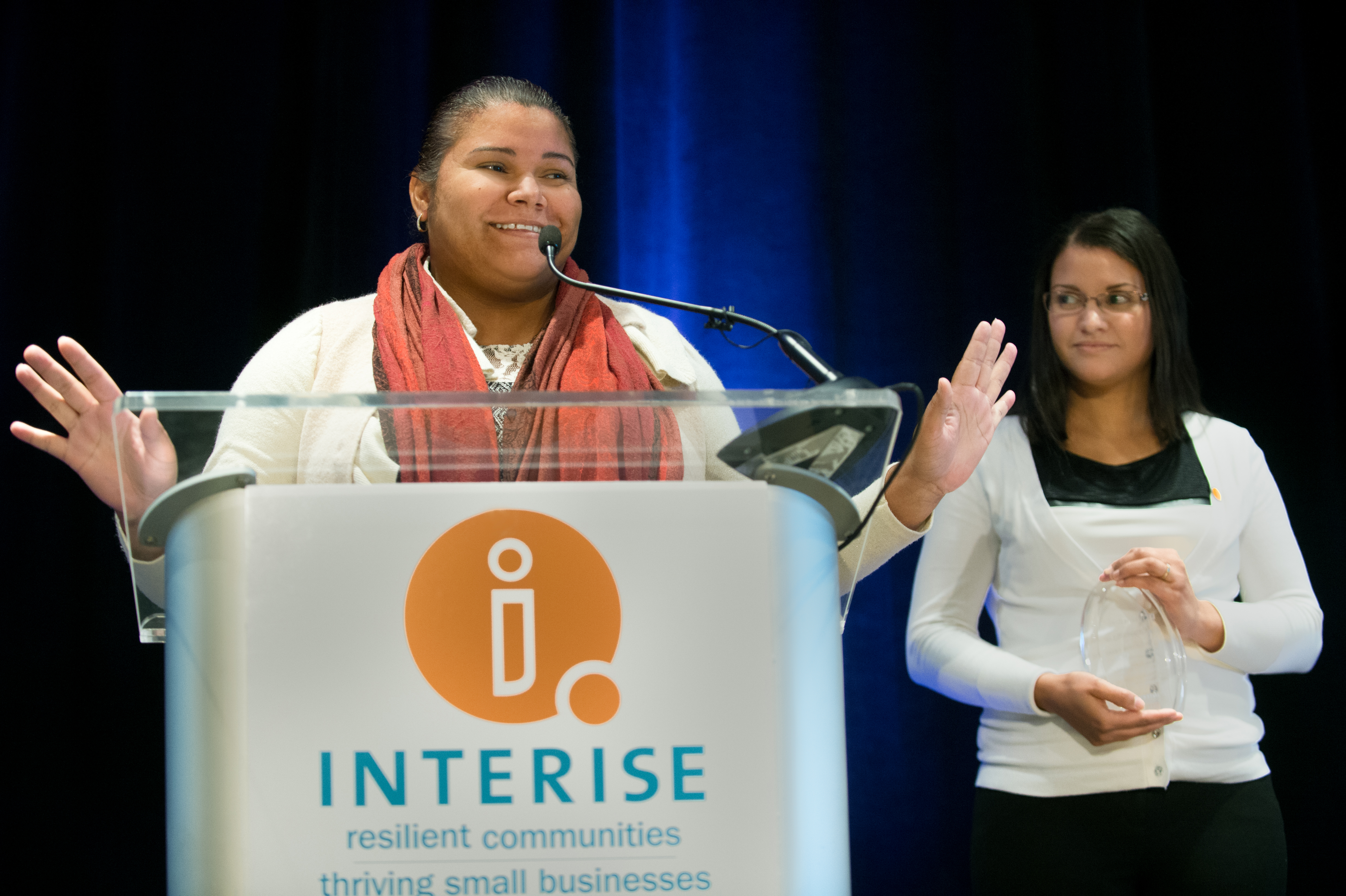 interise announces winner of first annual citizens bank good