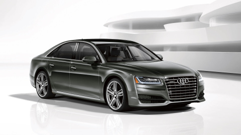 2016 Audi A8 L 4.0T Sport Photo Courtesy of Audi of America (Photo: Business Wire)