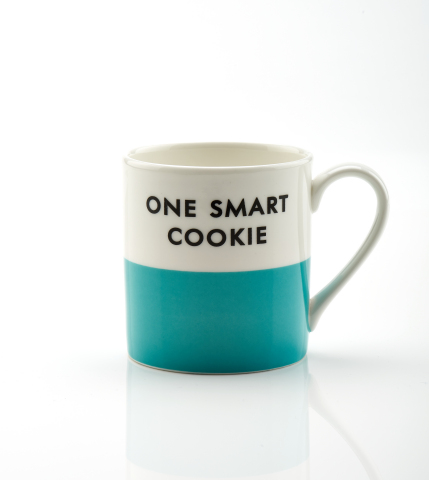Shop Macy's stores and macys.com for everyone on your list this holiday season; Kate Spade New York Mugs (Assorted), $15 each (Photo: Business Wire)