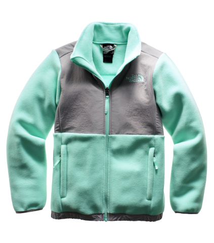 Shop Macy's stores and macys.com for everyone on your list this holiday season; The North Face Girls' Denali Jacket, $99 (Photo: Business Wire)