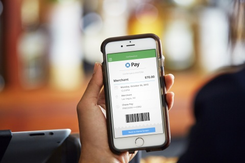 Chase Announces CHASE PAY (Photo: Business Wire)