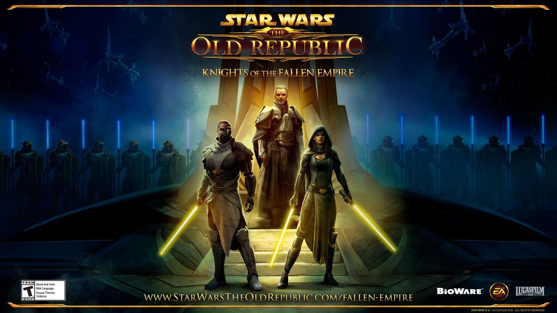 BioWare Launches the Next Epic Adventure in Star Wars™: The