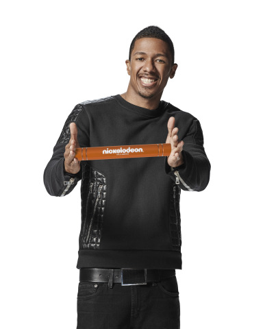 Nick Cannon host, creator and executive producer of the 2015 Nickelodeon HALO Awards. (Photo: Business Wire)