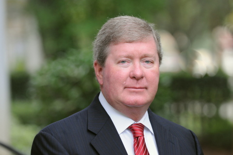Georgetown attorney J. Edward Bell will be inaugurated as the new president of the Charleston School of Law. (Photo: Business Wire)