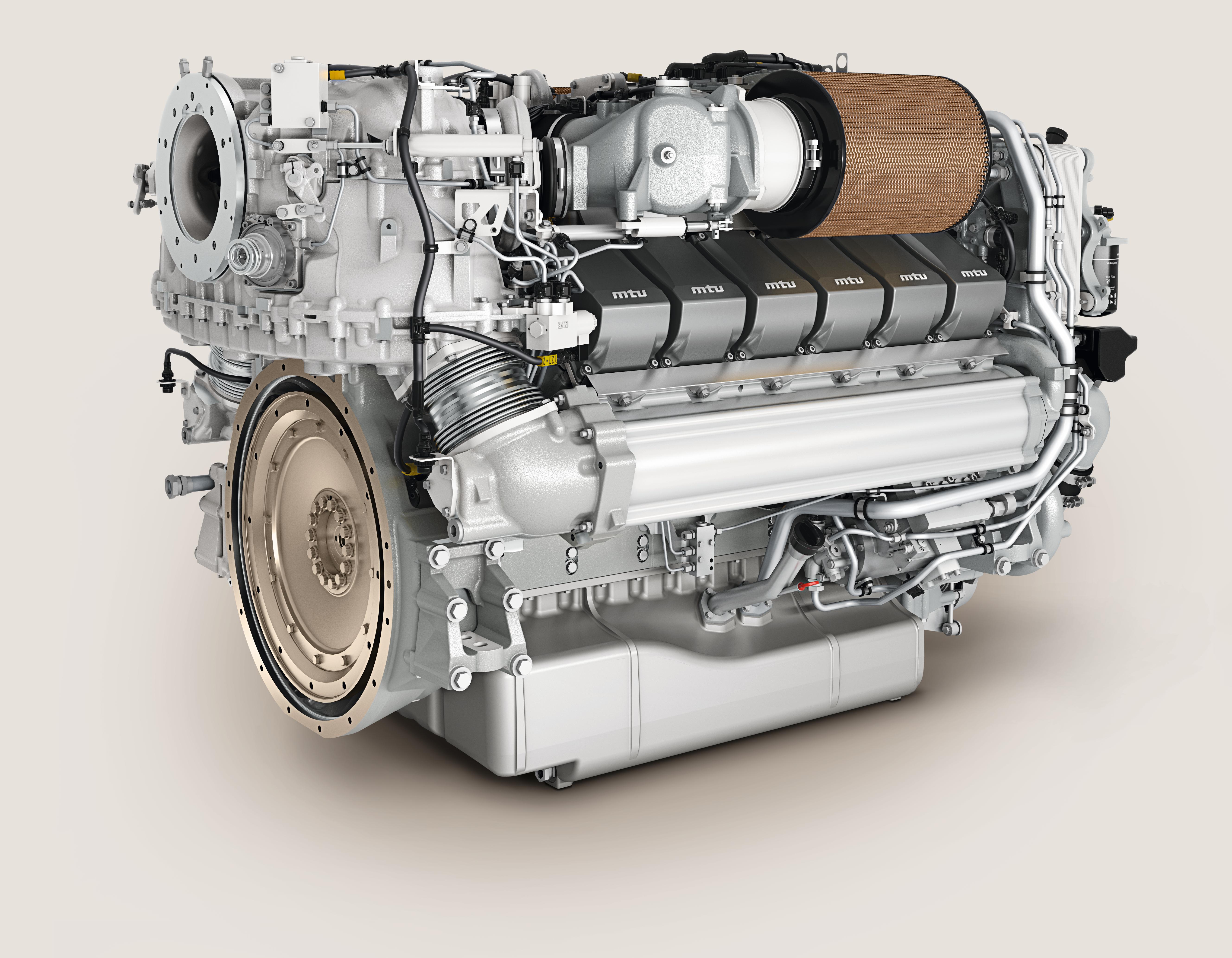 Rolls Royce to Present New Configuration of MTU Series 2000 Yacht