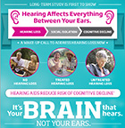 Infographic: Long-Term Study Is First to Show Wearing Hearing Aids Reduces Risk of Cognitive Decline Associated with Hearing Loss
