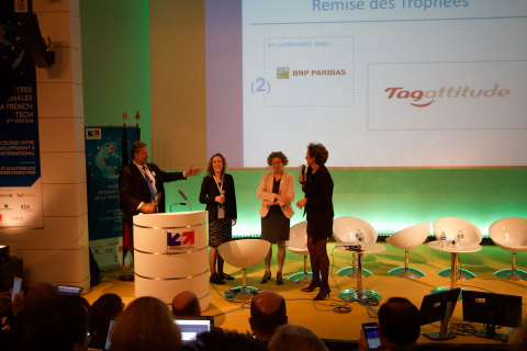 Tagattitude wins the International Digital Trophy for its innovative digital banking platform and it ...