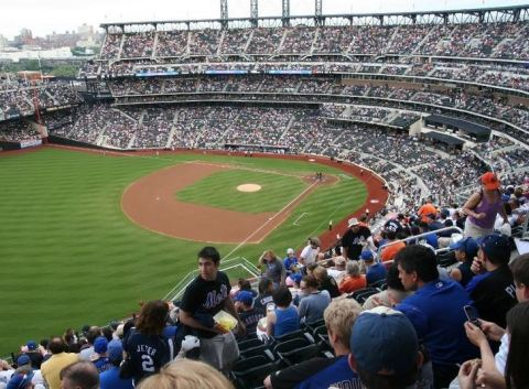 Baseball fans at Citi Field on Friday will enjoy wireless services on the CommScope distributed antenna system. (Photo: Business Wire)