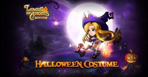 League of Angels - Fire Raiders Halloween Bash (Graphic: Business Wire)